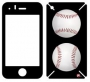 Coque Base ball